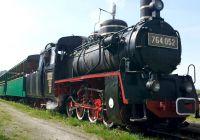 Nosztalgia utazás gőzmozdonyos vonattal