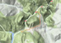Lacu-Roşu - Cheile Bicazului (Şaua Czifra)